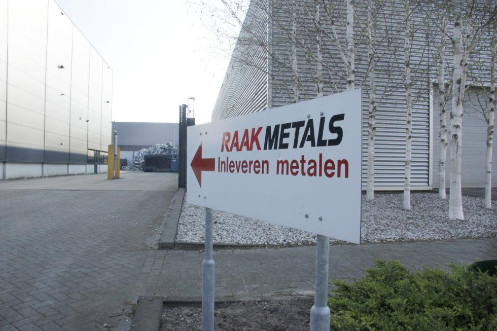 inleveren metalen